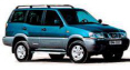 Nissan Terrano available for hire in Cyprus